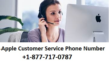 Apple Customer Service Phone Number +1-877-717-0787 USA/CANADA