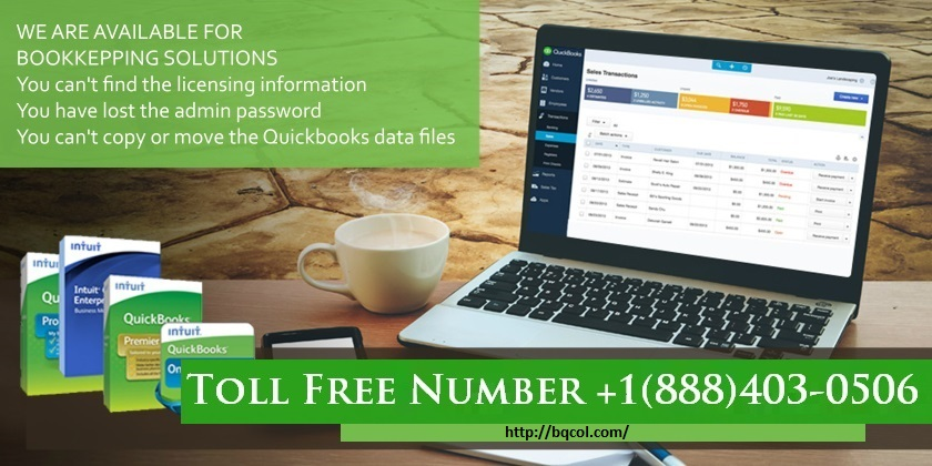 Quickbooks Tech Support Number (+1)888-403-0506