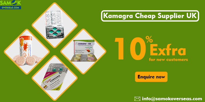 Buy Kamagra cheap supplier UK online
