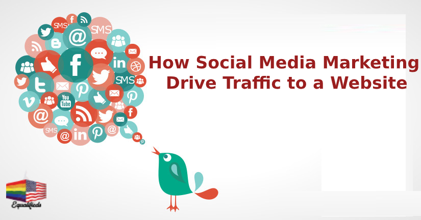 How Social Media Marketing Drive Traffic to a Website