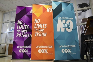 Large Format Printing in London – Window Graphic, Banners, Canvas Printing