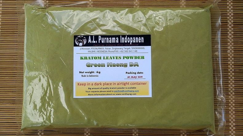 KRATOM leaves powder and more from Indonesia (wholesale and online store)