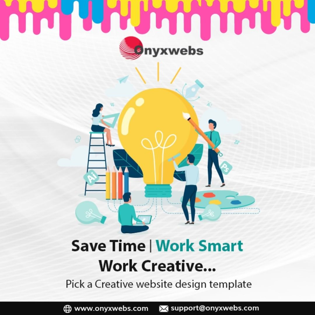 Onyxwebs | Professional Responsive Website Templates for Complete Website Building