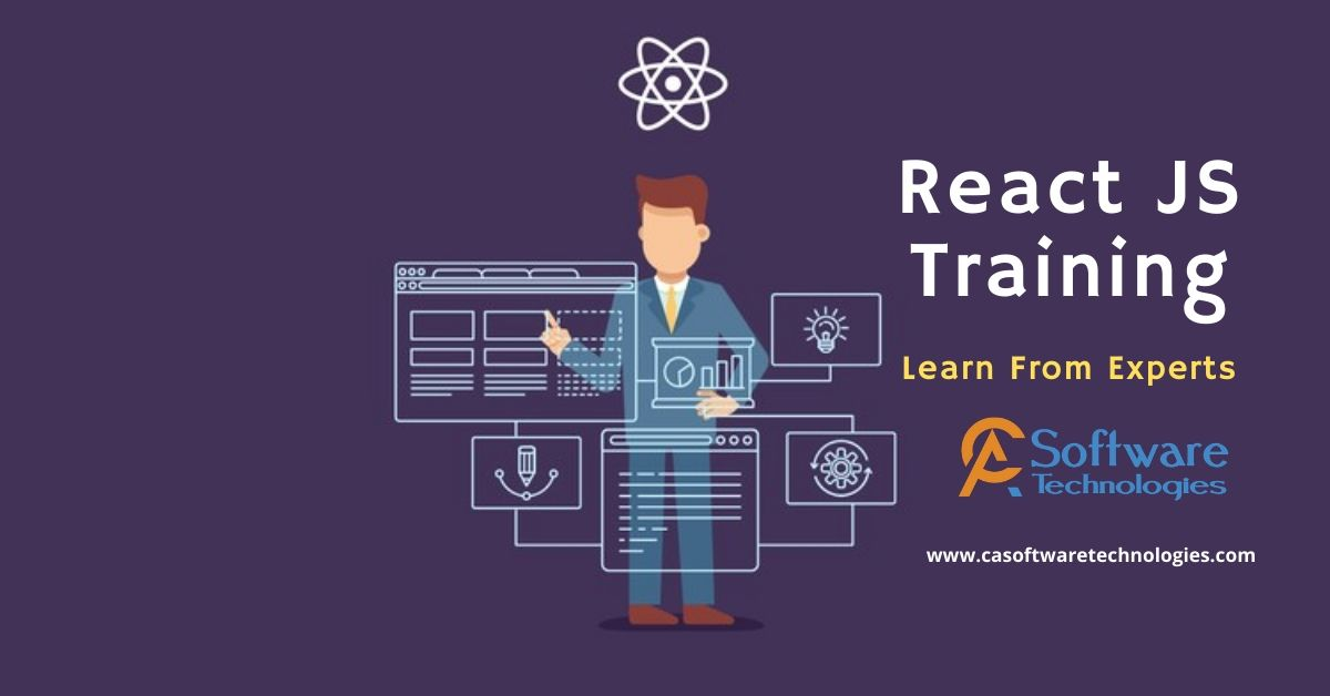 React JS Course Certified Training in Las Vegas – CA Software Technologies