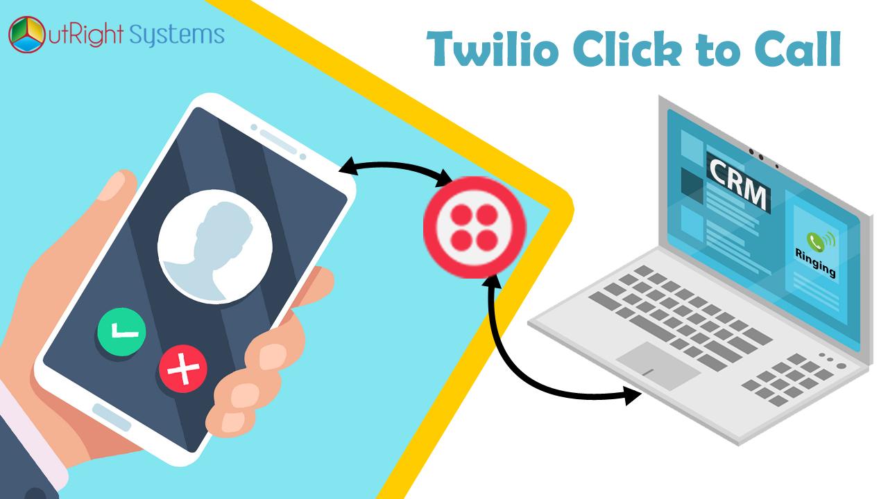 SuiteCRM Twilio Click to Call | Communication API