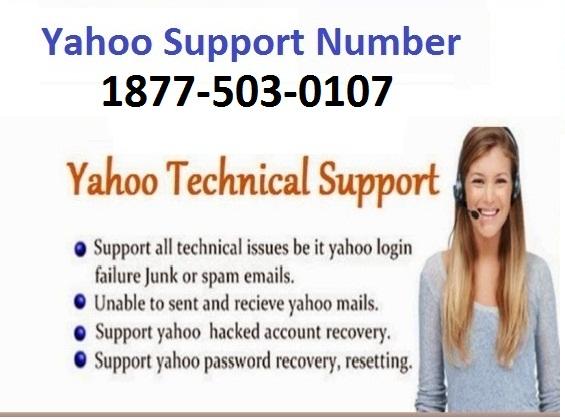 Yahoo Mail Customer Service Phone Number 1877-503-0107