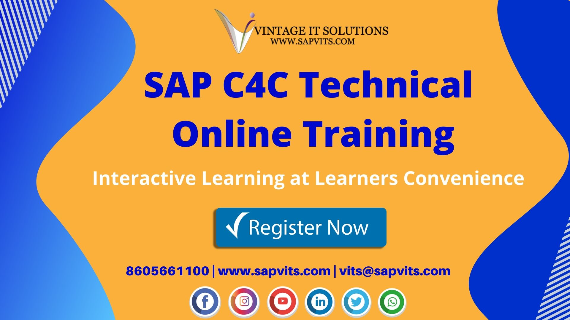 SAP C4C Technical Training | SAPVITS