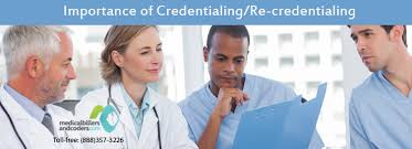 Any questions about credentialing and insurance plans.