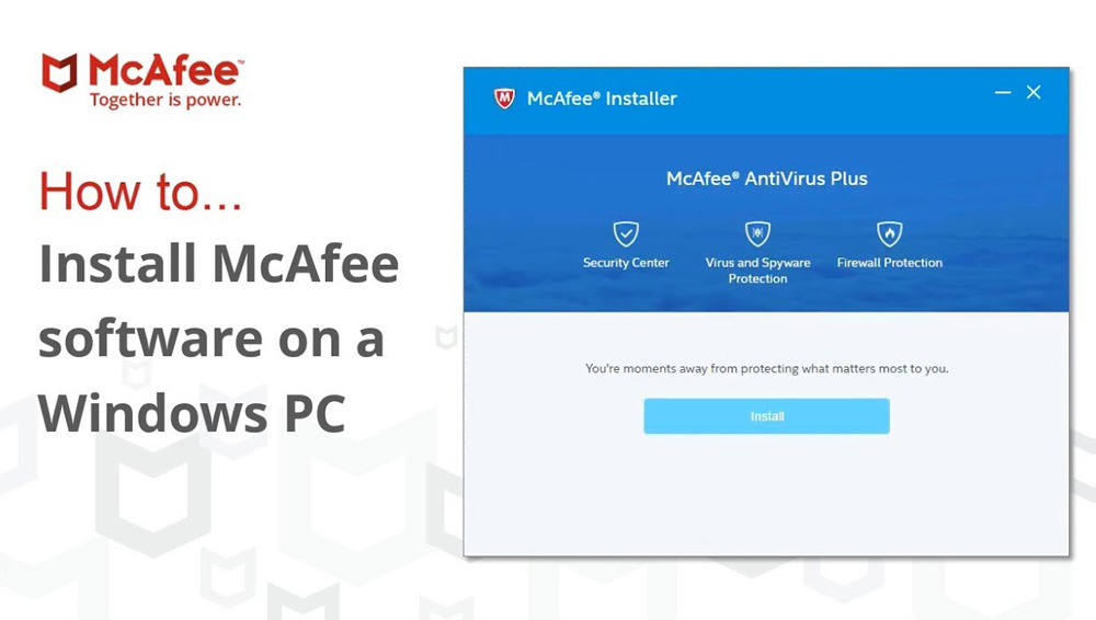 McAfee.com/activate- Download and Activate McAfee