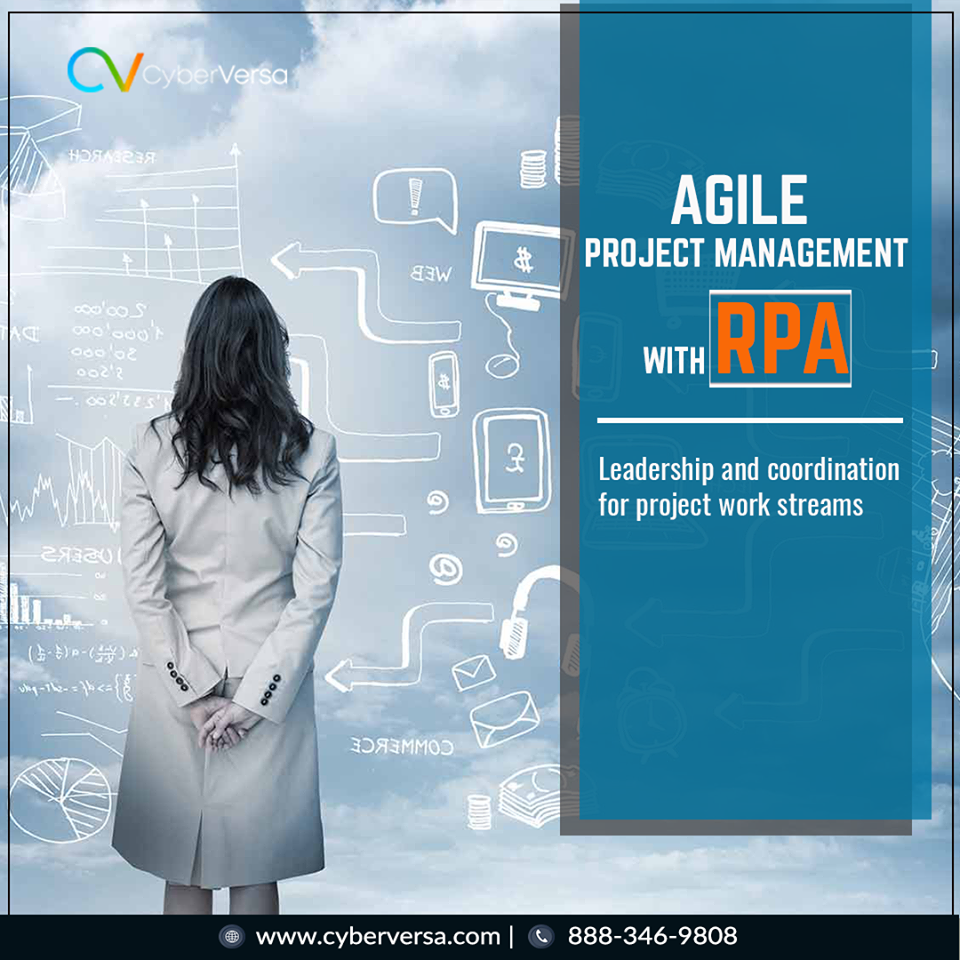 Agile Project Management with RPA Technology