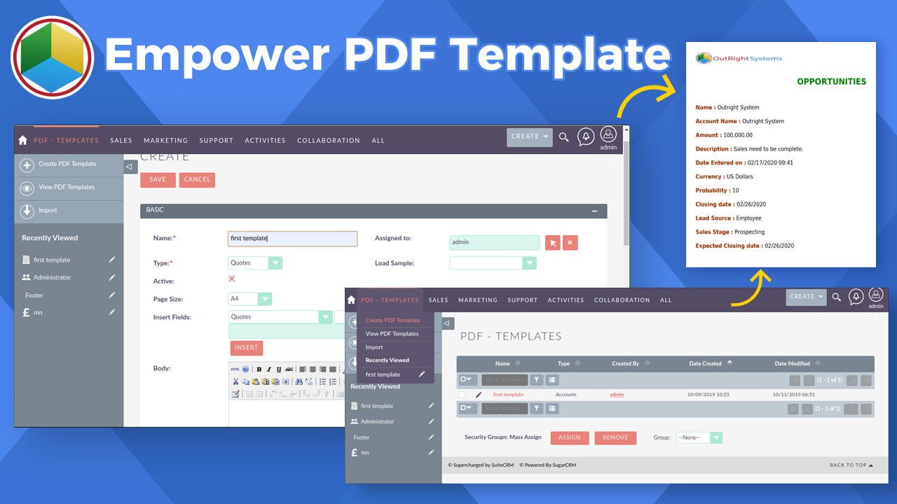 Best Global PDF Generator API