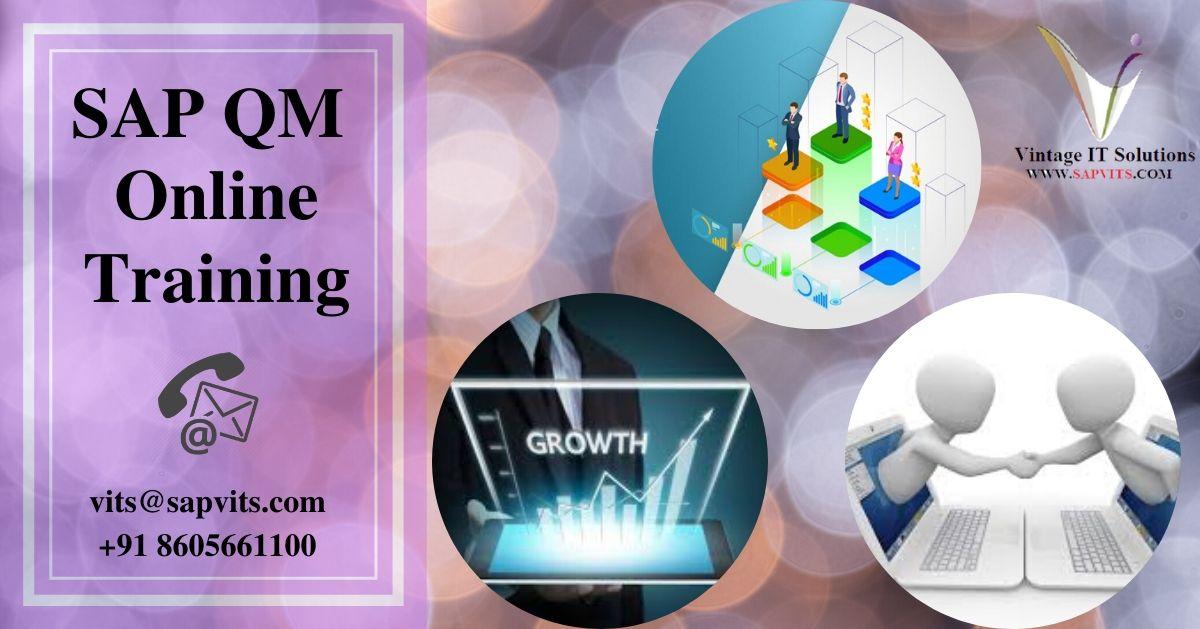 SAP QM module training | SAP QM training