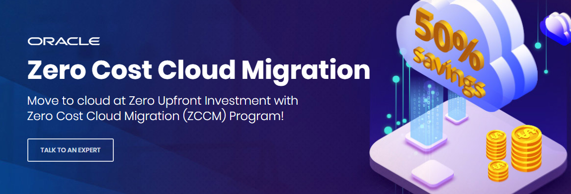 Zero cost cloud Migration services by suneratech