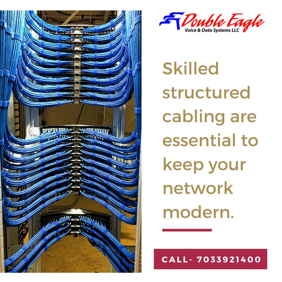 Contractors For Structured Cabling- Structured Cabling Services