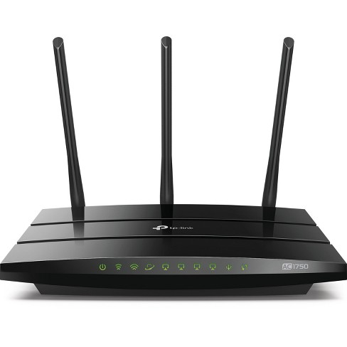 How do I reset my tp link router settings?