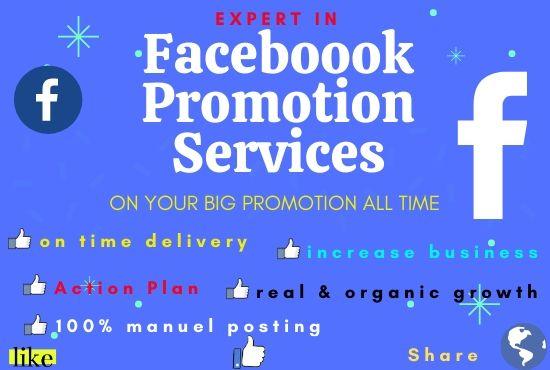 For Sale Facebook Promotion