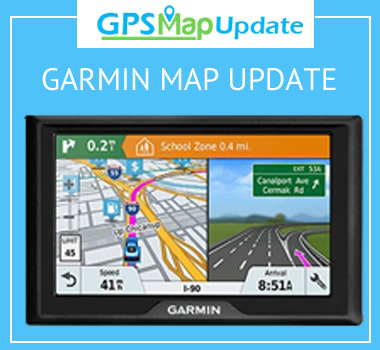 Get immediate help for Garmin map update