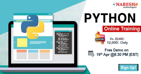 Python Online Training In USA