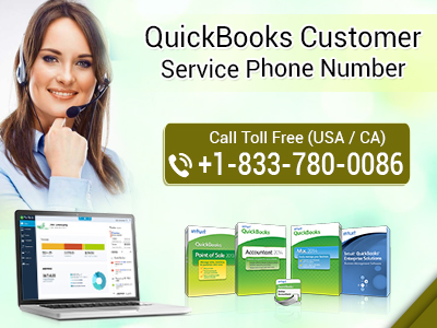 Dial QuickBooks Customer Service Phone Number 1-833-780-0086.