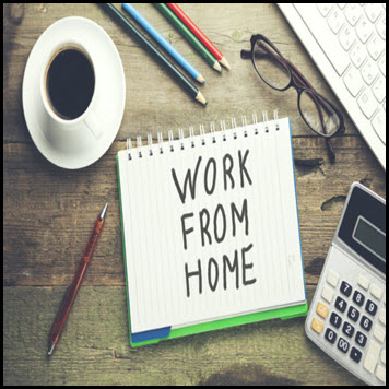 Work from Home Learn While You Earn