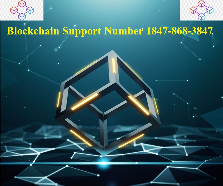 Blockchain Support Number +1 (847)-868-3847
