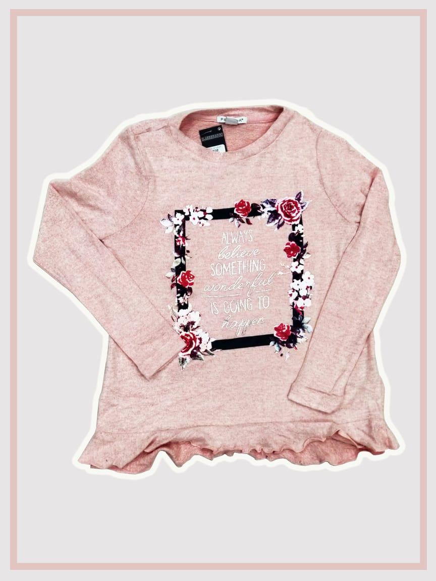 Primark Pink Shirt