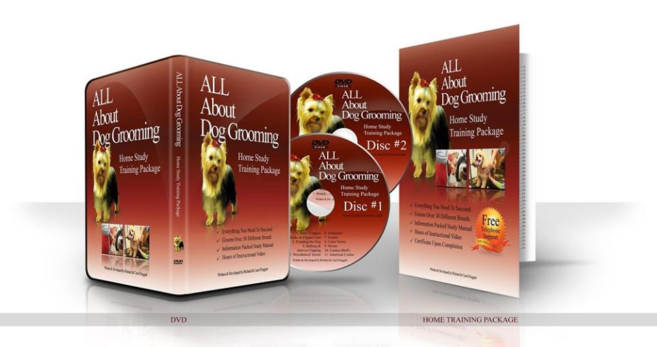Want Start Your Own Dog Grooming Business?
