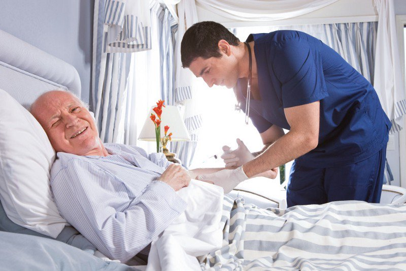 Downsvale Nursing Care Home for Elderly and Dementia Patients in Surrey Dorking, UK