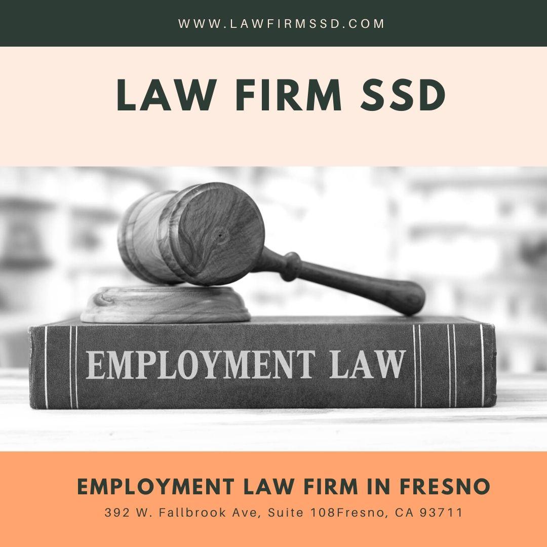 Employment Law Attorney Fresno