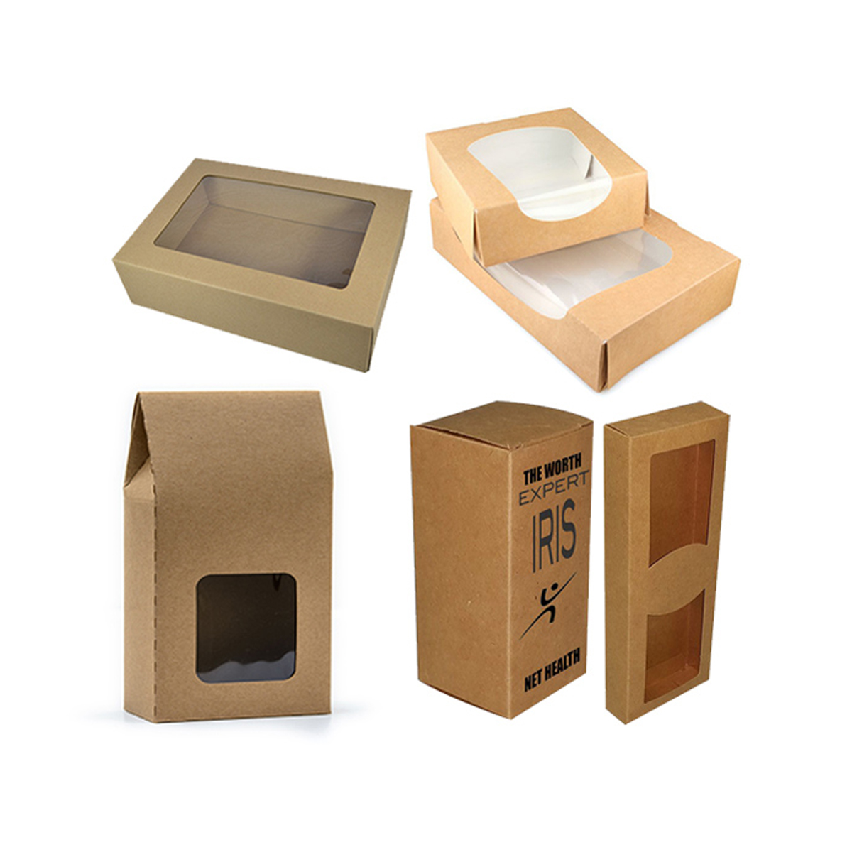 Get The Custom Kraft Boxes at the Wholesale rate