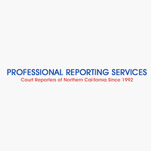 Professional court reporters