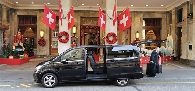 Car transfer from zurich airport