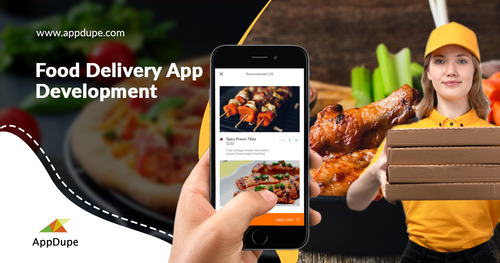 The Best On-demand food delivery app development